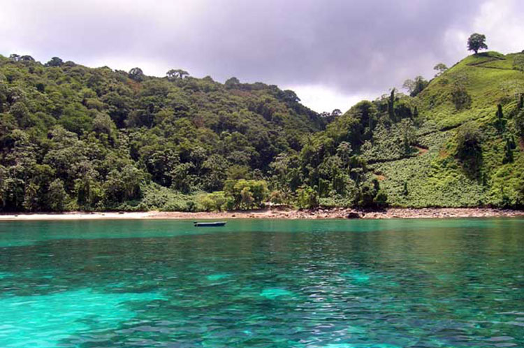Lugares turisticos de Costa Rica Isla Coco