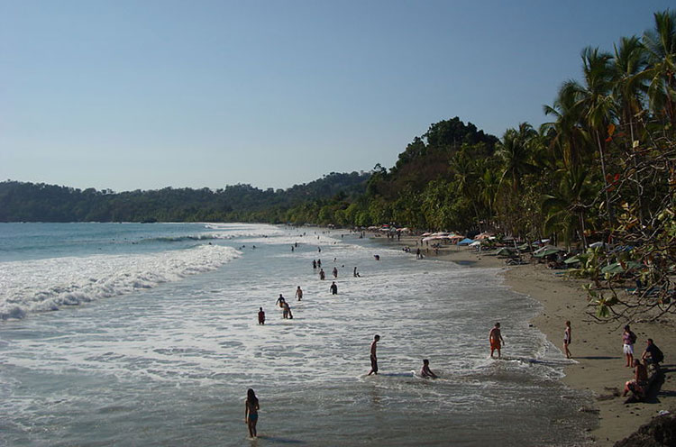 Lugares turisticos de Costa Rica Manuel Antonio
