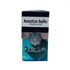 Syner Lab - Anaztrabolic 1mg (anastrozol)