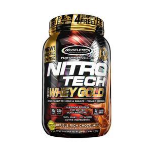 Nitro Tech Whey Gold 2lbs