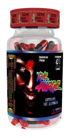 Terror Labs - The Purge 90caps