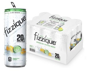 Fizzique - Protein Water 12pack