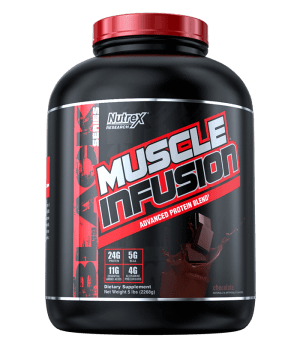Nutrex - Muscle Infusion Advance Protein 5lbs