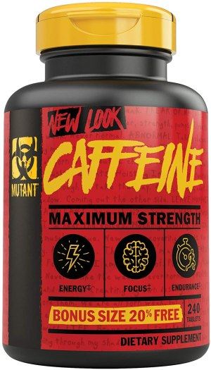 Mutant - Caffeine 240caps