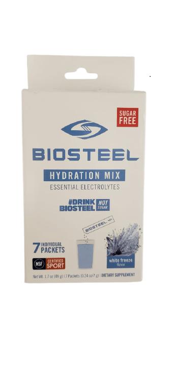 Biosteel Sport Nutrition - Hydratation Mix 7 packs.