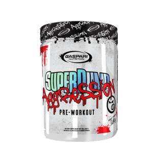 Gaspari Nutrition - Superpump Aggression 450gr. 25 Servicios.