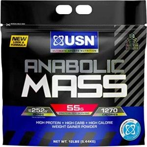 USN - Anabolic Mass 12 Libras.
