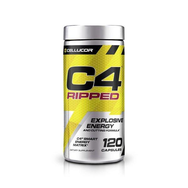 Cellucor - C4 Ripped 120 Cápsulas.