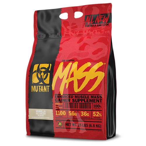 Mutant - Mutant Mass 15Lbs