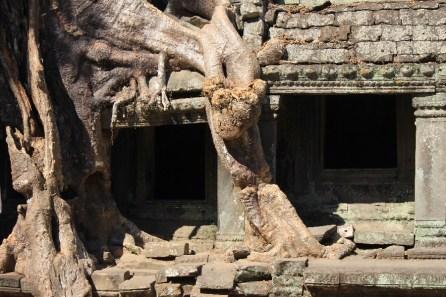 L'entrée est du Preah Khan.