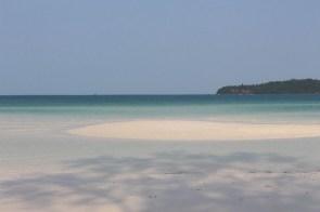 La plage de Saracen.