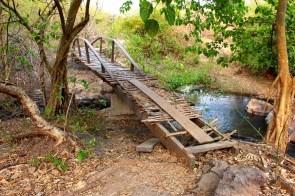 Un autre petit pont!