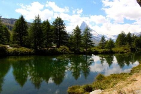 Deuxième lac de la Rando!