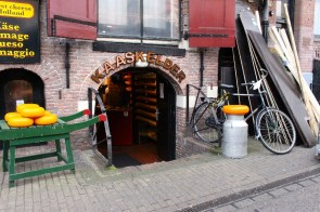 Un magasin de gouda!