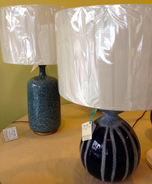 Aerin Lauder lamps