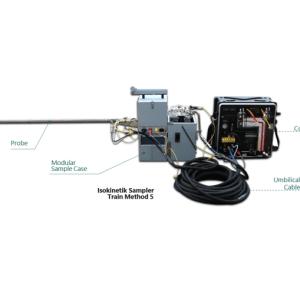 ENVILIFE IST-M5 Alat Isokinetik Sampling Train Method 5