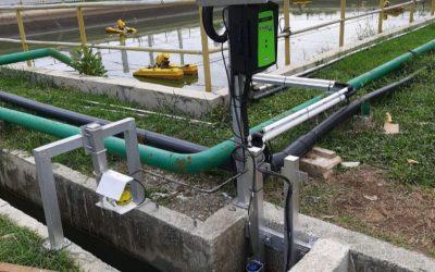 Pemasangan SPARING Air Limbah