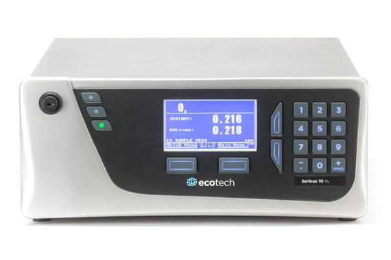 Ozonmessgerät Serinus 10 Ecotech AECOM