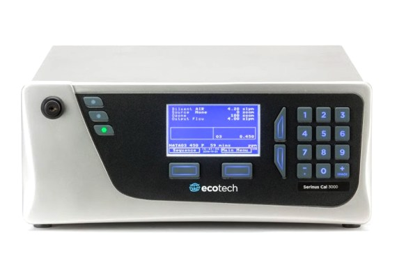 Ecotech Serinus Gaskalibratoren 1000 2000 3000