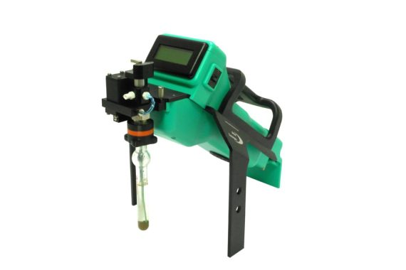 Defiant FROG 5000 Gaschromatograph mit Bodenmessprobe