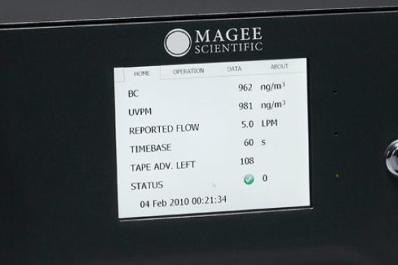 Magee Scientfic Aethalometer AE33