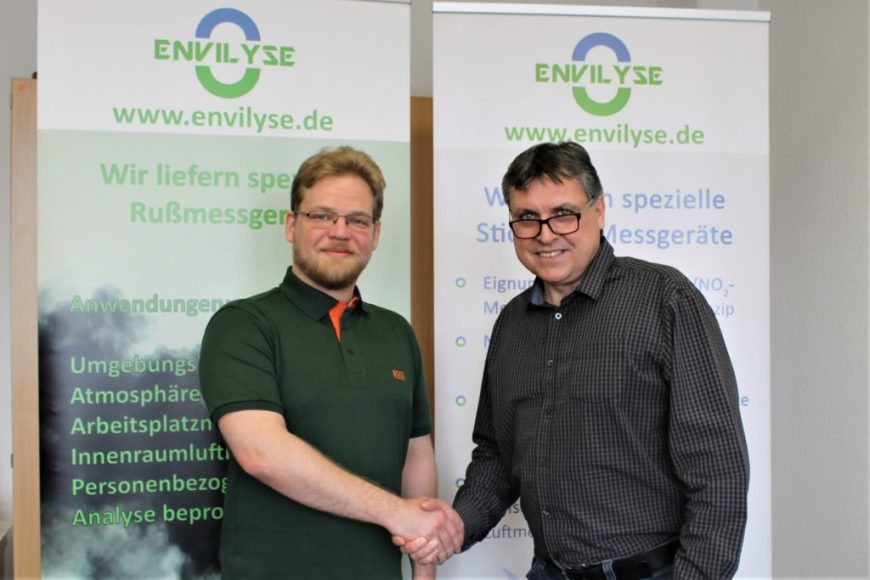 October 2017 —  A New Face In The ENVILYSE Team