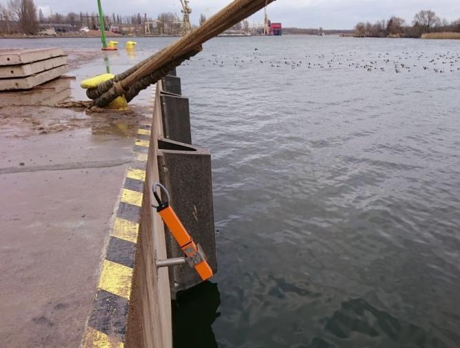 November 2017 – Ölerkennung auf Wasserflächen mit LDI ROW