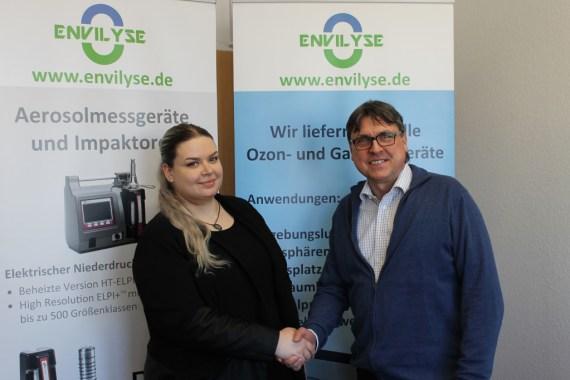 Februar 2019 – Das ENVILYSE-Team bekommt erneut Zuwachs