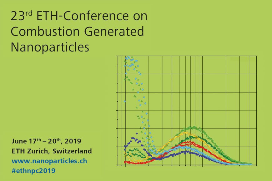 June 2019 – Announcement: ETH-Conference Zurich, Switzerland