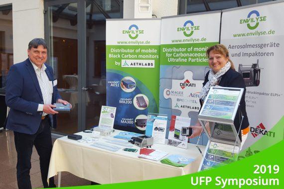 Mai 2019 – UFP Symposium 2019 Brüssel, Belgien