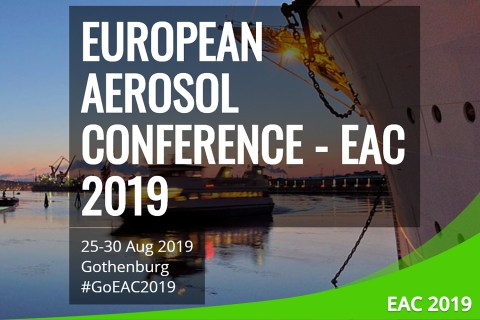 August 2019 – Ankündigung: EAC 2019 Göteborg, Schweden