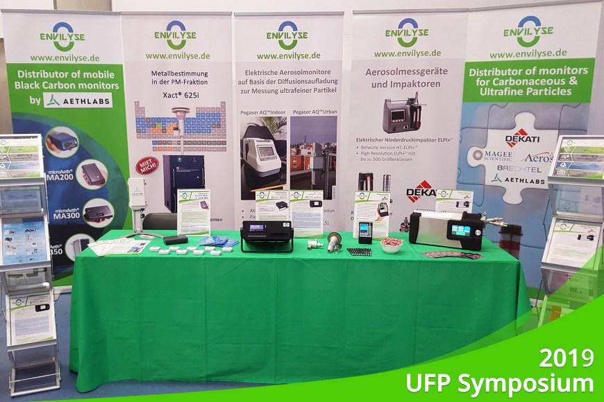 September 2019 – UFP Symposium 2019, Berlin