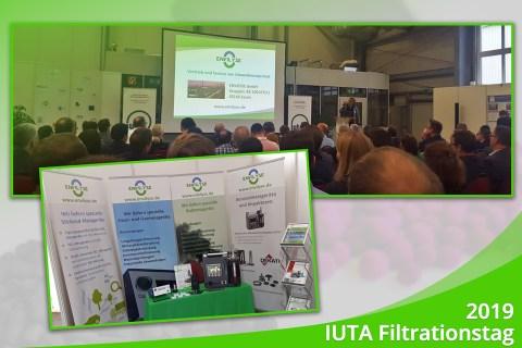 November 2019 – IUTA Filtration Day 2019, Duisburg