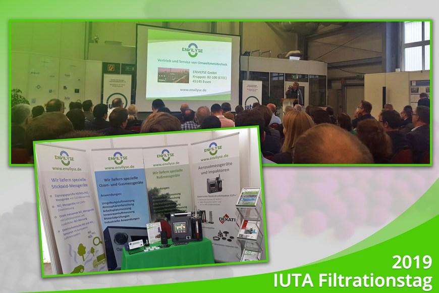 November 2019 – IUTA Filtration Day 2019, Duisburg