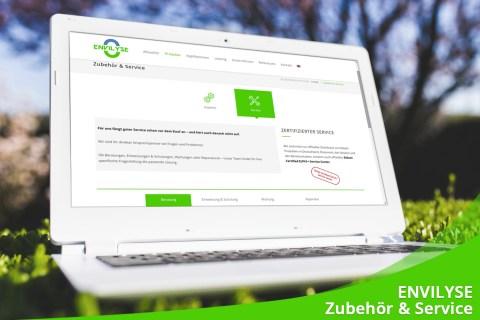 Juni 2020 – Neue Webseiten-Rubrik: Zubehör & Service