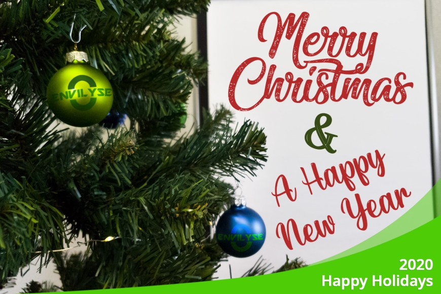 December 2020 – Closed for holidays from 23/12/20 to 03/01/21