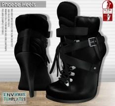Phoebe Heels FP Vendor