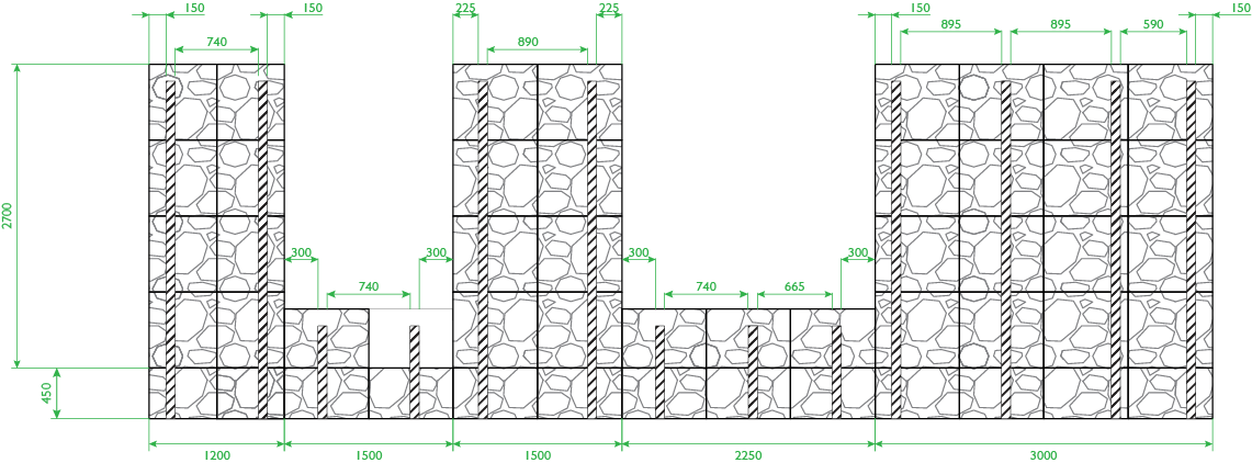 Gabion Wall Design Software Free Download