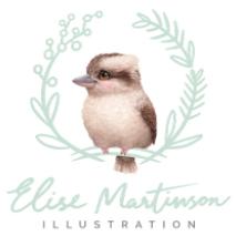 Elise Martinson Illustration