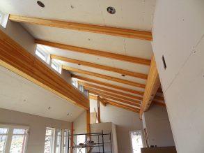 Interior roof structure