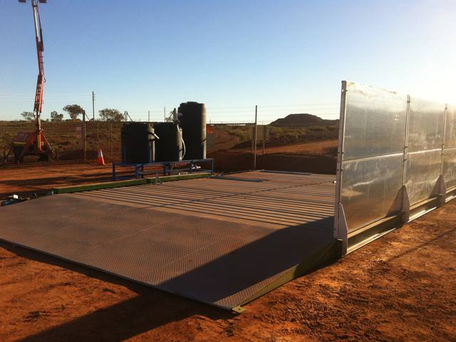 Wash Pads & Wash Bays   Enviro Concepts - Waste Water Treatment and