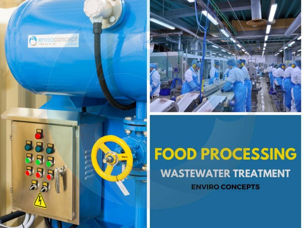 food processing, dissolved air flotation