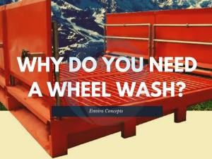 Enviro Concepts, Wheel Wash System