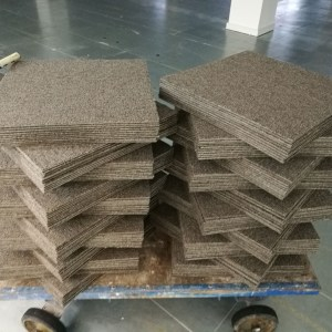 Grade C Carpet Tiles