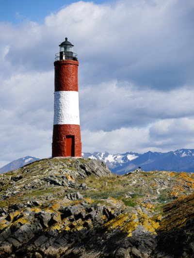 Beagle Channel, Ushuaia, Argentinian Patagonia