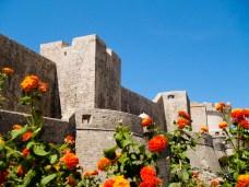 City Walls to Fort Minceta, Dubrovnik, Croatia
