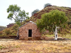 Barrow Creek Telegraph Station, Northern Territory