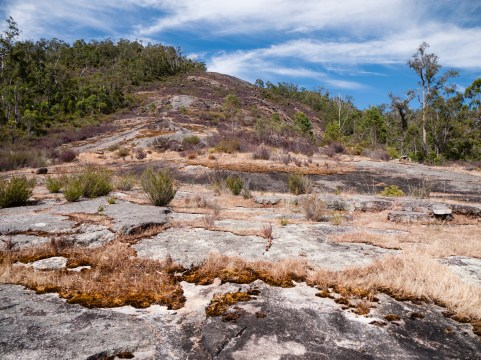 Big Rock, Wellington National Park