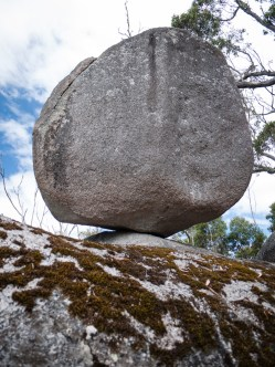 Balancing Rocks at Castle Rock, Porongurup National Park