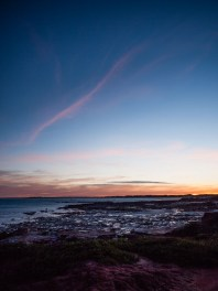 Sunrise over Gantheaume Point, Broome, Western Australia